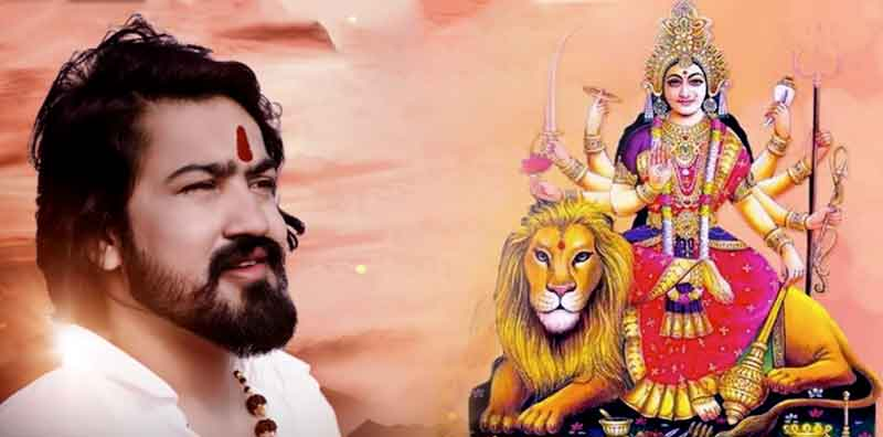 New song from Vijay Suvada dedicated to Mataji