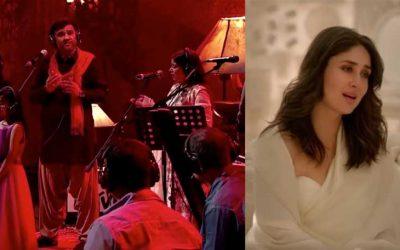 "Sachin-Jigar's hindi remake of Gujarati song ""Laadki"" is a chart buster"