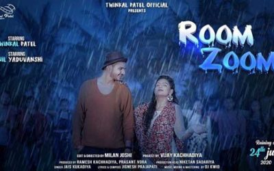 """Room Zoom"", new release starring Twinkal Patel"