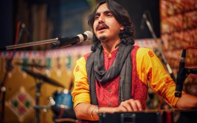 'He Odhaji', another amazing live performance by Aditya Gadhavi